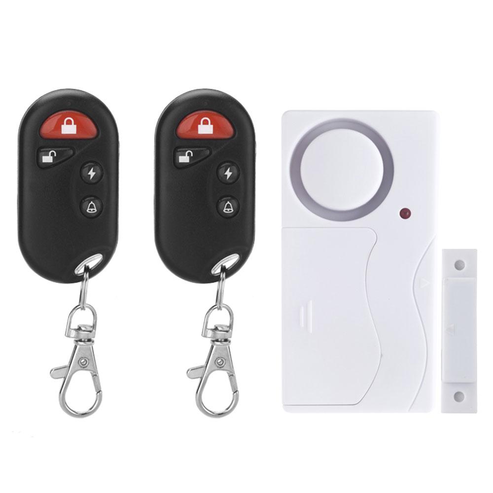 Magnetic Wireless Window Door Entry Burglar Security